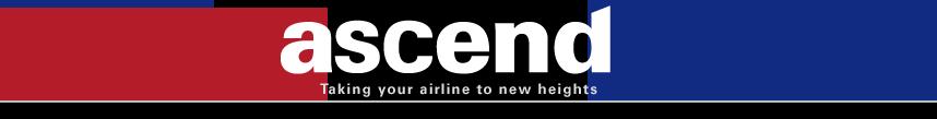 Sabre's Ascend magazine