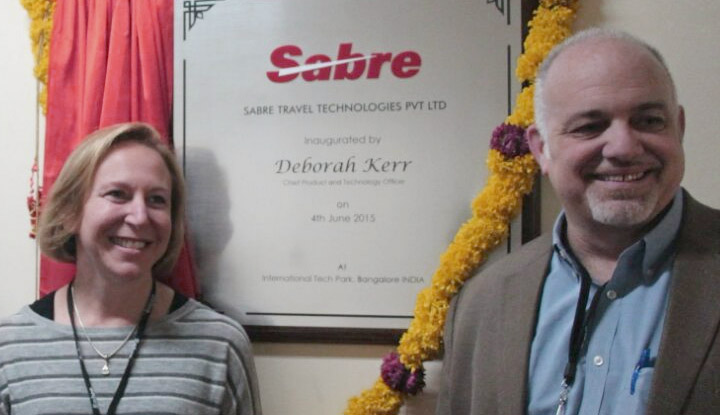 Sabre expands technology operations in India with growth of