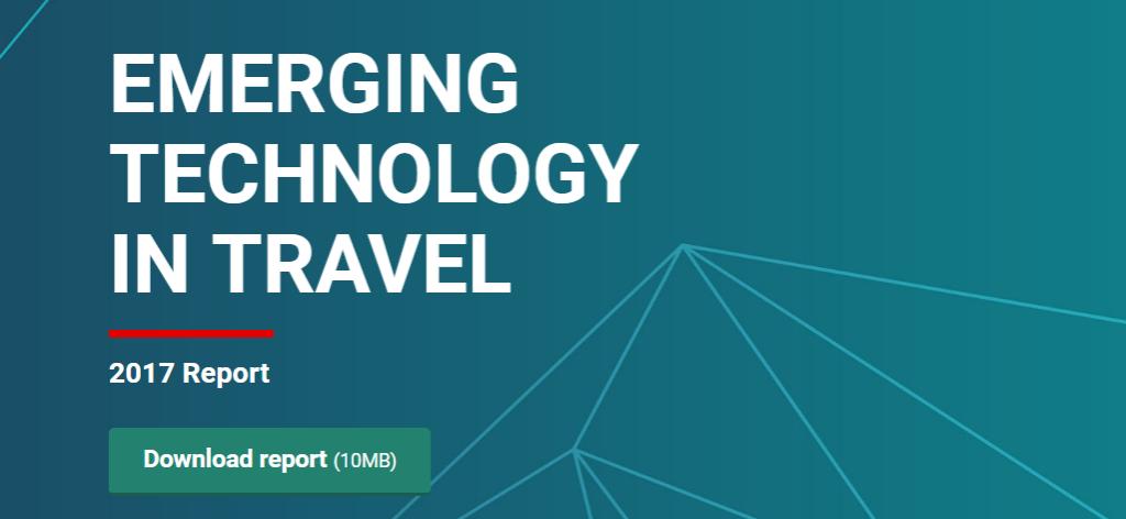 Sabre's Emerging Tech report