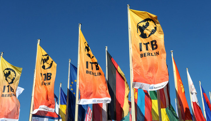 ITB Berlin Flags