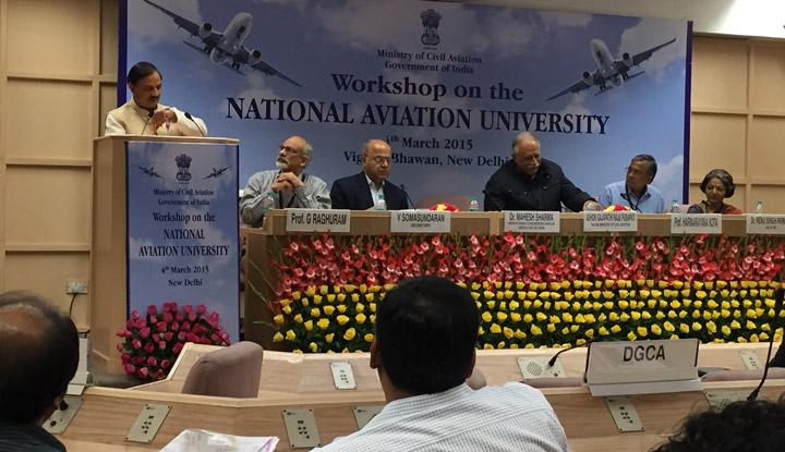 India_Aviation_University_Panel