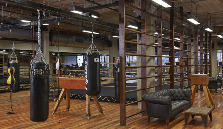 Five of the world s most unique hotel gyms « sabre