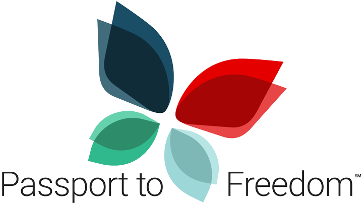 Passport to Freedom logo