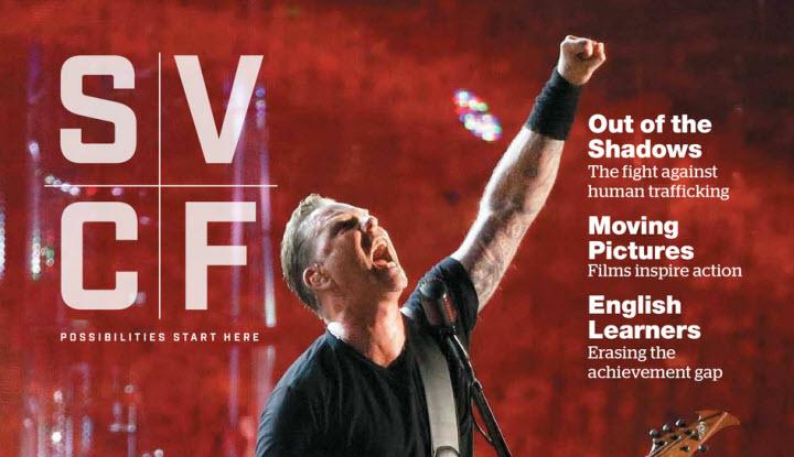 SVCF Spring 2015 Mag Cover