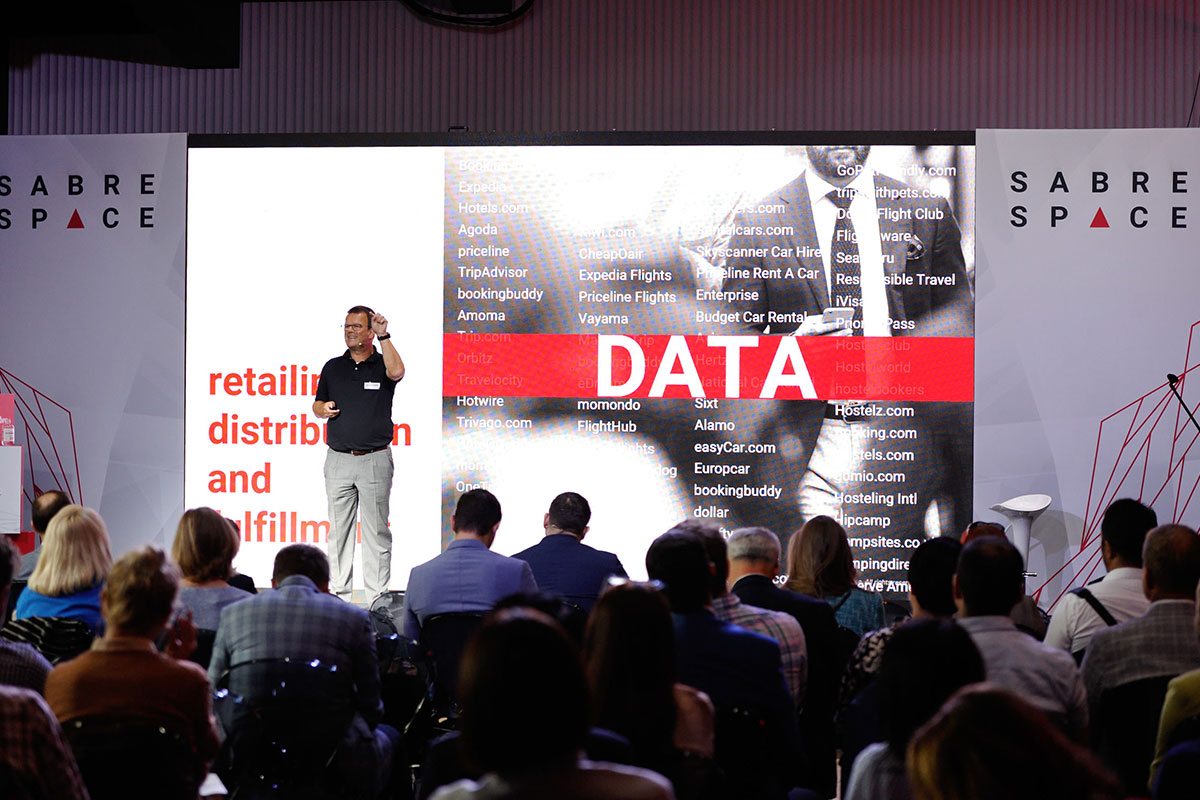 Sabre Space Moscow - Data