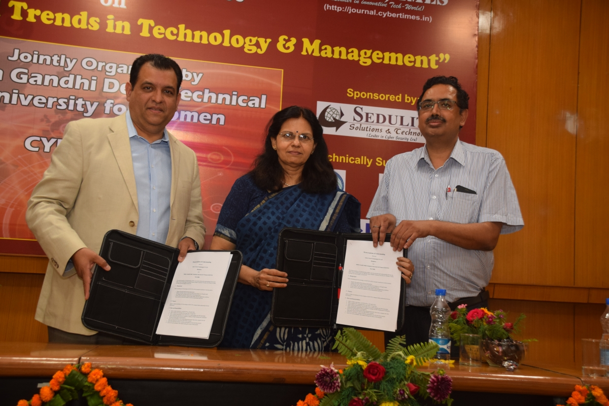 Sabre and IGDTUW sign MoU