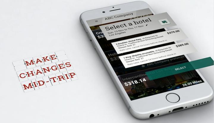 Sabre integrated mobile platform